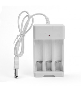 USB зарядное устройство для аккумуляторов АА, 1,2 В