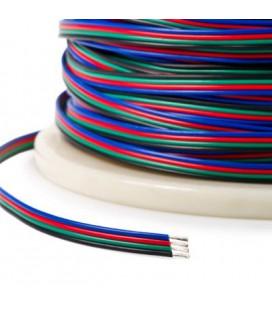 Провод для RGB LED ленты (продажа кратно 5м)
