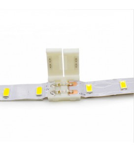 безпаечный соединитель для одноцветной ленты 10 мм (5050 , 5630, 7020)