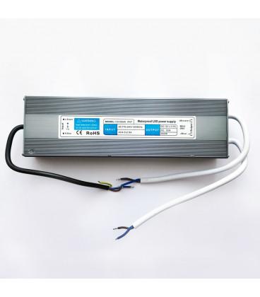 Блок питания, 12 В, 350 Вт, алюминиевый, compact , IP67