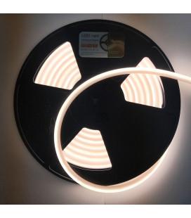 Термостойкая cветодиодная лента COB 352 шт/метр, 24 В, IP68