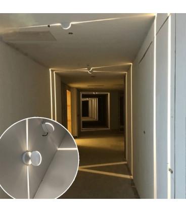 LED панель-сфера 120-6W