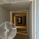 Накладной светильник контурный ЛУЧ (Тоннель) 220В