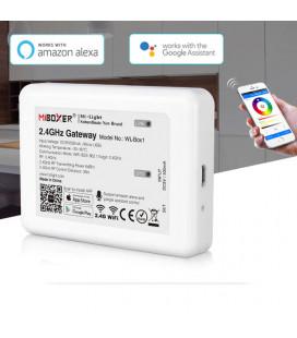Контроллер Miboxer WL-Box1 2,4 ГГц с Wi-Fi, управление многозонными системами