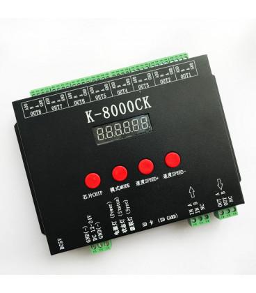 Программируемый SD card контроллер управления K-8000CK
