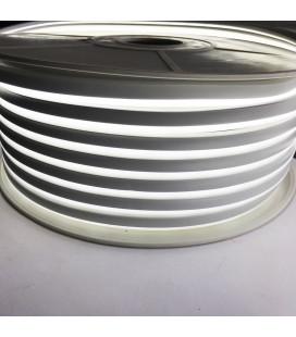 Светодиодный неон High lum, 8х16 мм, цвет: белый, кратность резки 2,5 см, IP67