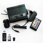 Bluetooth RGBW источник света для оптоволокна одинарный (D 20 mm), 220В, 16 Вт