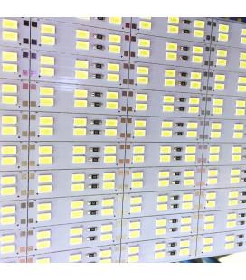 High lum led линейка SMD 5730, 144 диода/м, 12В, 24 Вт, IP33