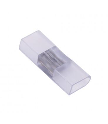 Соединительный коннектор для гибкого неона 10х21, 10х20мм RGB