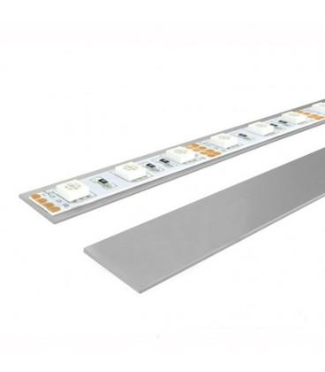 Алюминиевая полоса 12х2х2000 мм