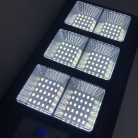 Светодиодный прожектор на солнечной батарее 150 Вт