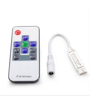 RGB Контроллер Мини RF, 5-24 В, 6 А