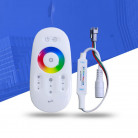 Touch радио контроллер для SPI ленты (бегущая волна)