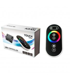 RGB Контроллер TH40 Tuoch-Series RF, 12-24 В, 18А, 216-432 Вт