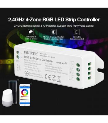 Радио контроллер с трансмиттером для RGB ленты, FUT037