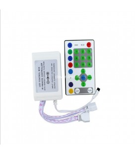 "ИК контроллер для ленты ""Бегущая волна"" RGB, 54 диода/метр"