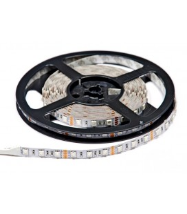 Светодиодная лента SMD5050-60LED-RGB-IP33-12  econom  5м.