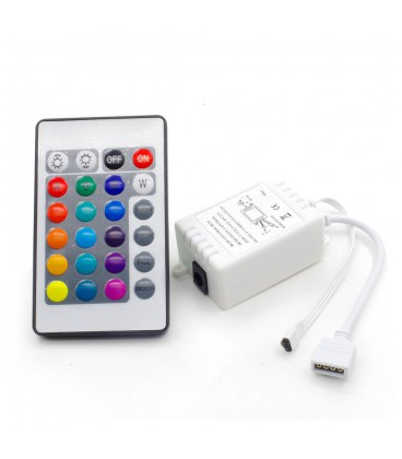 RGB Контроллер HTL-38 MINI-24key