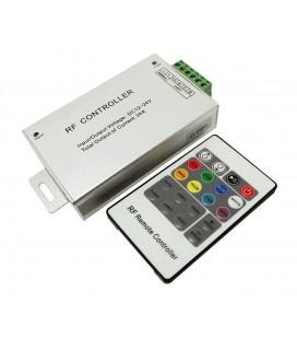 RGB Контроллер RF,12-24 В, 24 А, 288-576 Вт