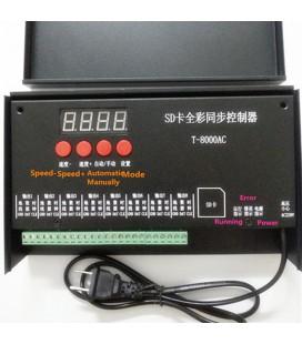 Controller T-1000S SD card