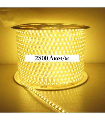 Светодиодная лента SPT-5050W-60 220V Luxury 6 mm