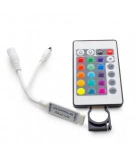 RGB Контроллер IR, 5-24 В, 6 А, 30-144 Вт