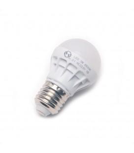 Лампа E27, 3Вт, 220В, матовый шар