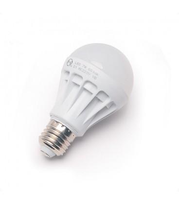 LED лампа E27-7W