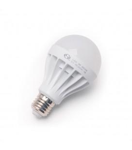 Лампа светодиодная Е27, 9Вт, 220В, матовый шар