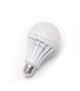 Лампа светодиодная E27, 12Вт, 220В, матовый шар