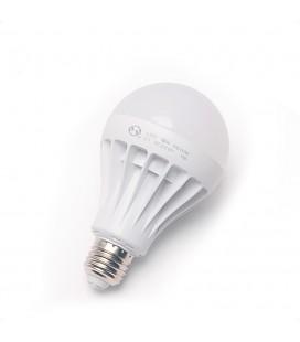 Лампа светодиодная Е27, 15Вт, 220В, матовый шар