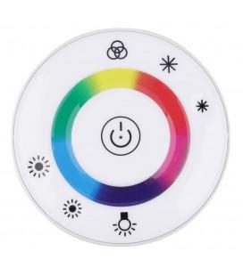 Touch  Радиоконтроллер RGB Ring (кольцо), белый пульт, 18А