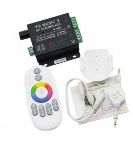 Музыкальный Touch Радиоконтроллер RGB Touch Music 2