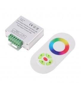 RGB Контроллер Tuoch RF, 12-24 В, 18 A, 216-432 Вт