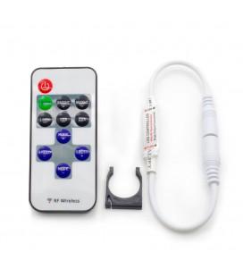 Диммер - Мини с кнопочным пультом (радио) 6 А, 5-24 В
