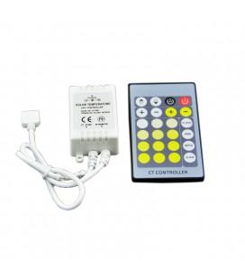 MIX White Контроллер 24 IR, 12-24 В, 6 А, 72-144 Вт