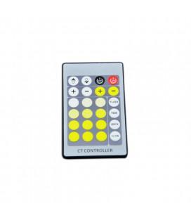 кнопочный контроллер для ленты белой + тепло-белый