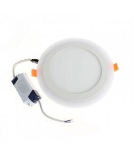 Светодиодный светильник панель-сфера 120-6+3ВТ-220В