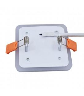 Светодиодный светильник панель-квадрат 90-3+3ВТ-220В