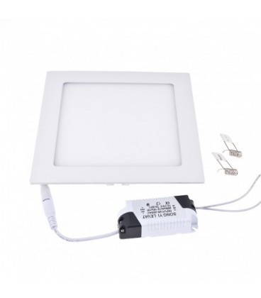 Светодиодный светильник панель-квадрат 120-6Вт-220В