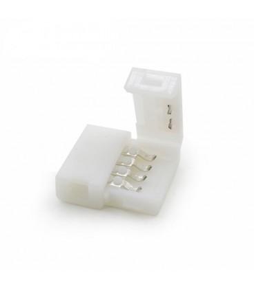 Вилка-контроллер  для подключения на 220в для ленты RGB
