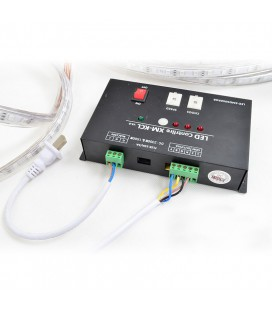 Контроллер для Led ленты 220 вольт, поддержка 100м, 2300 Ватт, без пульта