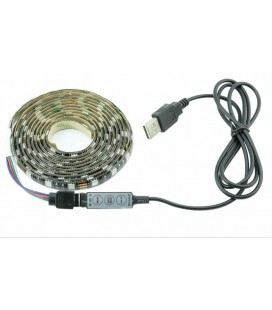 RGB Контроллер Мини USB, 5-24 В, 12 А, 60-288 Вт