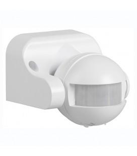 Датчик движения ИК настеннный белый, 220 Вольт АС