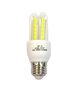 Лампа светодиодная COB форма U 9Ватт