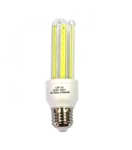 Лампа светодиодная COB форма U 12Ватт