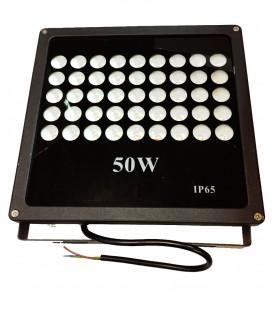 Светодиодный прожектор SMD ПРЕМИУМ с линзой 50 Ватт