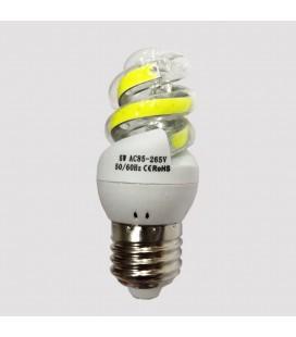Лампа светодиодная COB форма спираль 5 Ватт