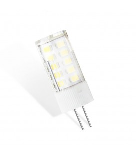 Лампа светодиодная G4-5W 12вольт матовая в керамическом колпачке