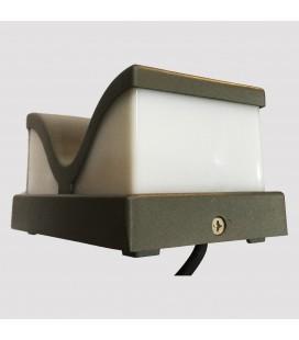 Фасадный декоративный фигурный светильник